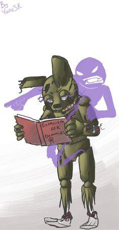 Exorcism for Dummies! by YugiSR