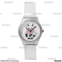 Shop Abstract Multicolour design in silver gold Watch created by kithseer.