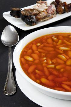 Jose Ramon Aguirre Chana Masala, Beans, Vegetables, Delicious Food, Ethnic Recipes, Madrid, Spanish, Winter, Gastronomia