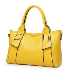 f367299091e0 Mellow Yellow Women Leather Handbag