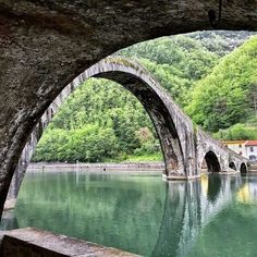 Borgo a Mozzano (Luca, Italy)  ✈✈✈ Here is your chance to win a Free International Roundtrip Ticket to Pisa, Italy from anywhere in the world **GIVEAWAY** ✈✈✈ https://thedecisionmoment.com/free-roundtrip-tickets-to-europe-italy-pisa/
