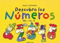 Descubro Los Numeros Del 1 Al 10 Esl Resources, Teacher Tools, Homeschool, Album, Education, Math, Archive, Ideas, Preschool Math