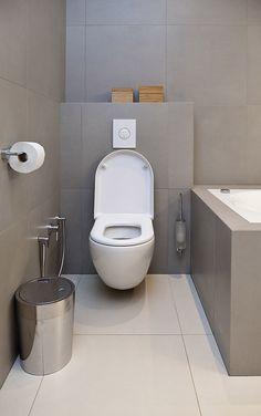 Realizace - Il Bagno - koupelnové vybavení Toilet, Bathroom, Ideas, Bath Room, Litter Box, Bathrooms, Bath, Thoughts, Toilets