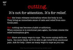 The reality of cutting. Self harm awareness day: MARCH FIRST! SAVE THE DATE! Show your support by wearing orange.