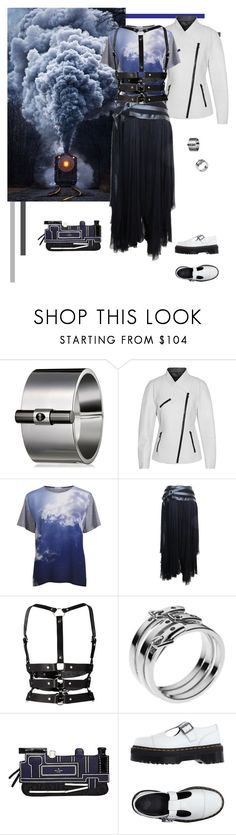"""""""came back haunted"""" by neferten ❤ liked on Polyvore featuring Reed Krakoff, Proenza Schouler, Draw In Light, Alexander McQueen, Zana Bayne, Michael Kors, Kate Spade and Dr. Martens"""