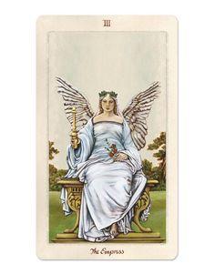 Pagan Otherworlds Tarot The Empress