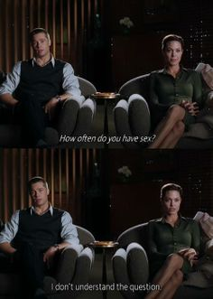 Mr. & Mrs. Smith....Haha...lots of good stuff in this movie.  Love it!