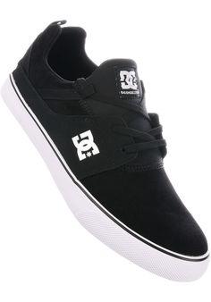 DC-Shoes Heathrow-Vulc - titus-shop.com  #MensShoes #MenClothing #titus #titusskateshop