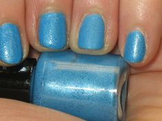 The Ice Queen Nail Polish Christmas Winter Holiday by spookybones, $2.00