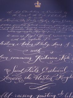 Calligraphy addressing wedding invitations with a liner google love jenna stopboris Images