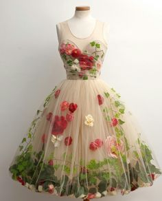 If i can get this lovely flowerly fress