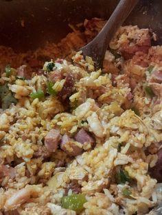 Jambalaya Authentic) Recipe - Food.com - 138849