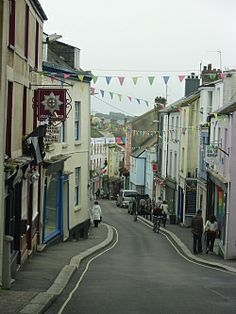 High Street, Falmouth
