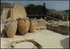 Ετσι ήταν το αρχαίο παλάτι της Κνωσού -Επιβλητικά κτίσματα, μεγαλοπρεπείς τοιχογραφίες [βίντεο] | iefimerida.gr