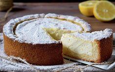 Crostata Morbida al Limone e Ricotta
