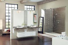 Moen - Arris Bathroom Suite in Chrome - contemporary - bathroom - Moen Inc.