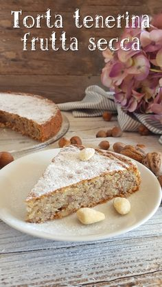 Biscuit Cake, My Dessert, Italian Desserts, Recipe For 4, No Bake Cake, Cake Cookies, Cooking Time, Wine Recipes, Sweet Recipes