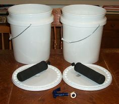 water filtration system. This shows you how to make it vs. buying it.