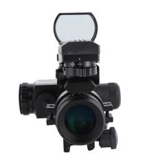 Hunting Outdoor Riflescopes Accessories 2.5-10x40 Tactical Rifle Scope Mil-dot Red Green Illuminated Red Laser Mount Rifle Scope