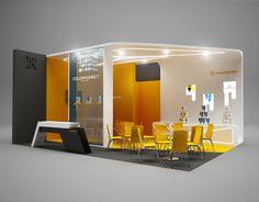 "Consulta este proyecto @Behance: ""* Colormarket * exhibition stand *"" https://www.behance.net/gallery/11135201/-Colormarket-exhibition-stand-"