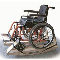 Trolling TFH USA...again The Rockerski looks like so much fun for vestibular movement junkies who use a wheelchair
