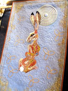 Watership Down quilt