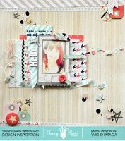 A Project by yuki.s from our Scrapbooking Gallery originally submitted 03/15/13 at 08:25 AM