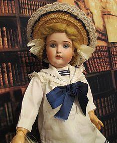 "~ 24"" Kestner 171 Child Very Classic Doll. - Antique Doll Place #dollshopsunited"