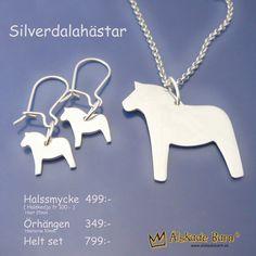 Swedish silverhorses.  www.alskadebarn.se