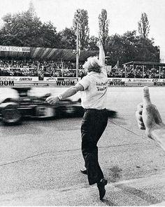 Colin Chapman - JPS Lotus
