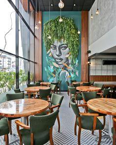 Coffee Shop Interior Design, Coffee Shop Design, Commercial Interior Design, Cafe Design, Luxury Interior Design, Coffee Cafe Interior, Luxury Decor, Commercial Interiors, Showroom Interior Design