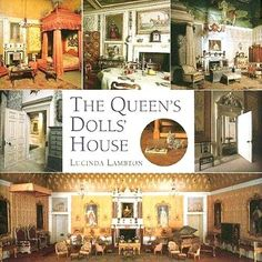 The Queen's Dolls' House: A Dollhouse Made for Queen Mary, http://www.amazon.com/dp/1905686269/ref=cm_sw_r_pi_awd_L5Fmsb00MT4XN