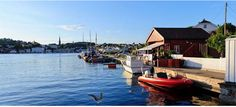 Travel to Arendal, Norway in this Spring