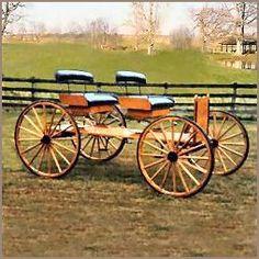 buckboard wagon   Horse Drawn Wagons, Buggys, Carriges, Buckboards, Chuck Wagons ...