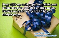 C'est bientôt la fête des pères, et vous ne savez pas quoi offrir ?  Découvrez l'astuce ici : http://www.comment-economiser.fr/idee-cadeau-fete-des-peres-a-faire-soi-meme.html?utm_content=buffere949e&utm_medium=social&utm_source=pinterest.com&utm_campaign=buffer