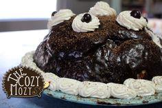 Russian Turtle Cake