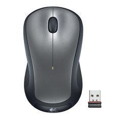 Logitech Wireless Mouse (M310) - Silver