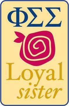 Phi Sig Sister Loyalty Program - Phi Sigma Sigma