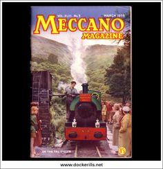 Meccano Magazine XLIII No.3 March 1958 Collectible | hobbyDB