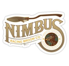 Nimbus Racing Broom Co. Official Sponsor Quidditch World Cup.