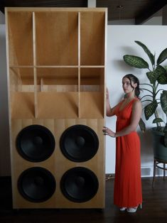 KCS Loudspeakers Home Custom Bass-Horns front pic Bass horn options starting at ~$3,500.00. Please contact KCS for more info.