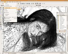 inkscape, free vector drawing software