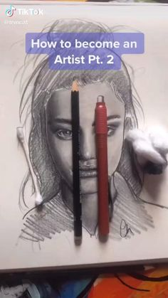 Art Drawings Sketches Simple, Pencil Art Drawings, Realistic Drawings, Cool Sketches, Art Du Croquis, Drawing Techniques, Drawing Tips, Art Sketchbook, Art Tutorials