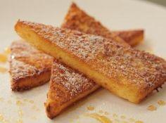 Fotografie k receptu Francouzský toust French Toast, Fresh, Breakfast, Food, Morning Coffee, Essen, Meals, Yemek, Eten