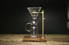 The Explorer Pour Over Stand – The Coffee Registry