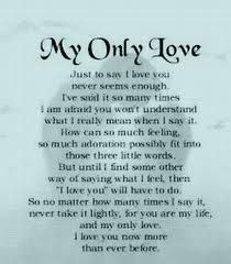 To my wife...