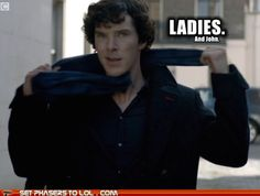 Image detail for -Sherlock (BBC)Set Phasers To LOL: Sci Fi and Fantasy LOLs -