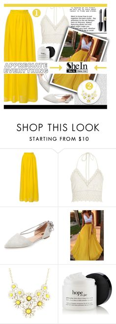 """""""SheIn V-06"""" by shambala-379 ❤ liked on Polyvore featuring Pacha, Ava & Aiden and Max Factor"""