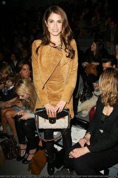 Nikki Reed  Charlotte Ronson Fall Show at Mercedes-Benz Fashion Week 2012