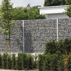 clôture gabions